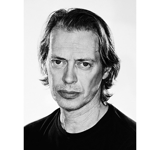 Rainer Hosch - Steve Buscemi, New York 2007 - Inkjet eco-solvent print on 265 grms MLFD grafiprint paper  Edition of 5 + 2 AP - 104 x 136 cm, 41 x 53.5 in