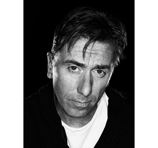 Rainer Hosch - Tim Roth, New York 2004 - Inkjet eco-solvent print on 265 grms MLFD grafiprint paper  Edition of 5 + 2 AP - 104 x 136 cm, 41 x 53.5 in