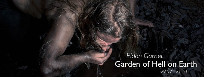 Eldon Garnet - Garden of Hell on Earth