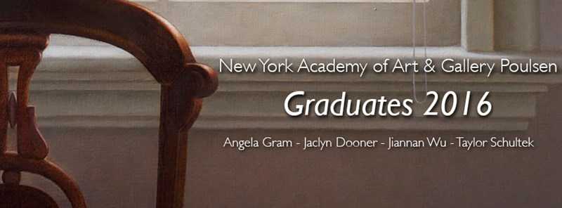 New York Academy of Art & Gallery Poulsen - Graduates
