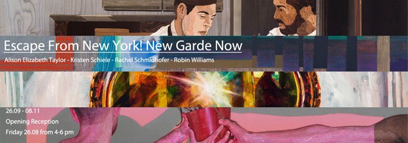 Escape from New York! New Garde Now