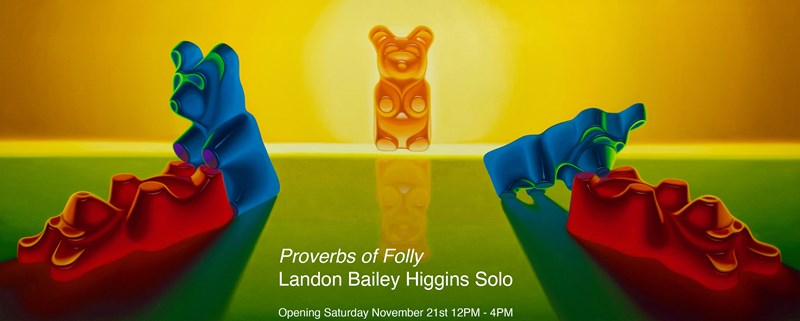 Proverbs of Folly - Landon Bailey Higgins Solo
