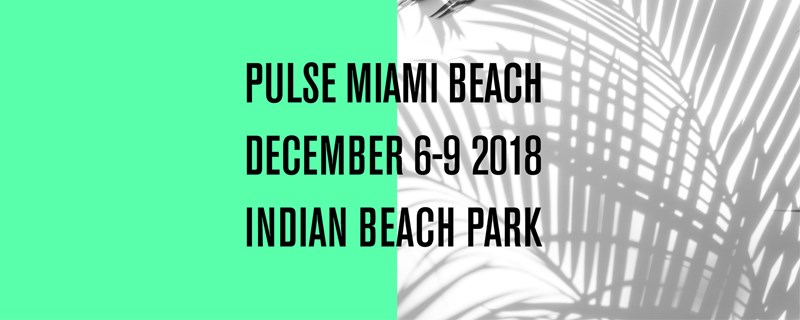 Gallery Poulsen at Pulse Miami Beach 2018